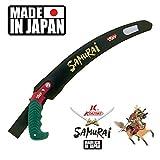"Samurai Ichiban 13"" Curved Pruning Saw with Scabbard (GC-330-LH)"