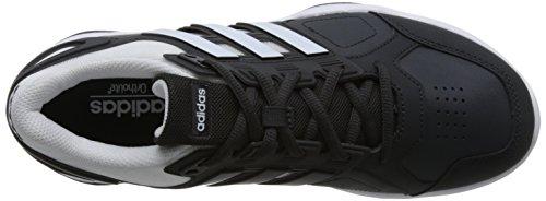 adidas Men's Duramo 8 Trainer M, Carbon/Ftwwht/Cblack Carbon/Ftwwht/Cblack