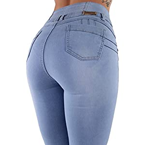 Brazilian Design, Butt Lift, High Waist, Skinny Jeans