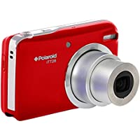 Polaroid iTT28 20MP 20x Zoom Digital Camera (Red)