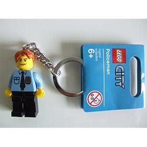 LEGO City: Poliziotto Portachiavi  LEGO