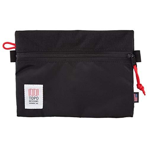 Topo Designs Accessory Bags - Black - Micro
