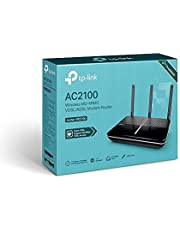 TP-LINK AC2100 Modem Router VDSL/ADSL SUPER VDSL - FULL GIGABIT PORTS - USB3.0 PORT , 2725611147538