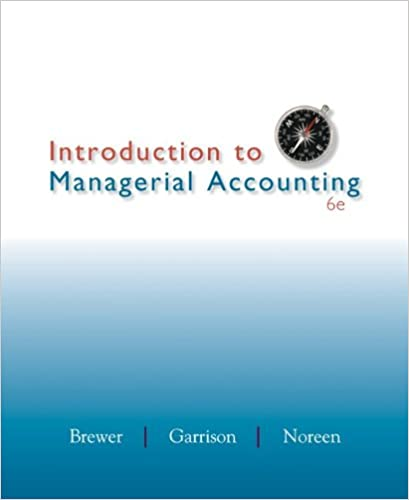 Loose leaf version for introduction to managerial accounting peter loose leaf version for introduction to managerial accounting 6th edition fandeluxe Images