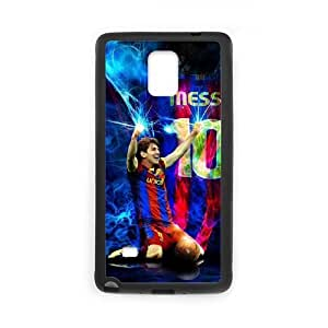 Lionel Messi For Samsung Galaxy Note 4 N9108 Cases Cell phone Case Lixa Plastic Durable Cover