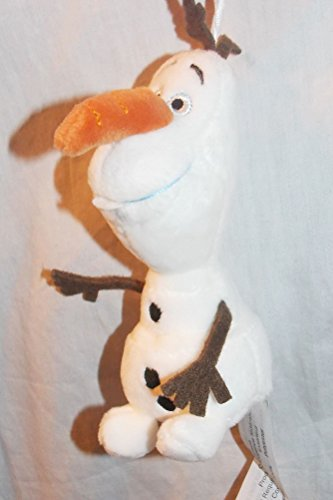 2015 disney frozen 45 plush olaf christmas ornament