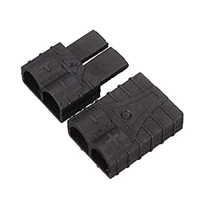 FLY RC 5 Pairs Traxxas TRX Plugs Lipo NiMh Brushless High-Current Connector ESC Battery RC Connector: Toys & Games