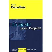 LAÏCITÉ POUR L'ÉGALITÉ (LA)