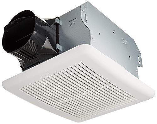 50 Cfm Exhaust Fan - Delta Electronics (Americas) Ltd. ITG50 Delta BreezIntegrity Series 50 CFM Fan, 5.0W, 0.7 Sones,
