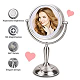 Best Lighted Makeup Double-Sided Mirror