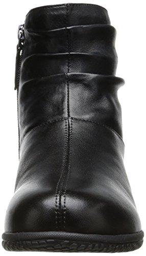 10 Boot Women's WW Black Hanover SoftWalk US xECwqIWAd