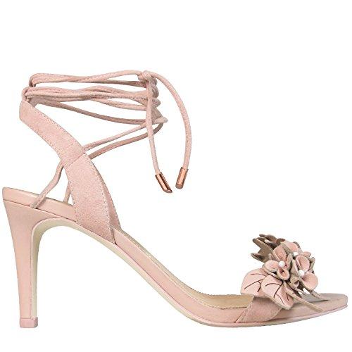 7b19162099f Amazon.com | Wittner Women's Iyla Heels in Powder Pink | Shoes