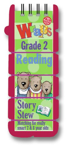 Wraps Reading: Grade 2 : Story Stew : Matching for Really Smart 7 & 8 Year Olds