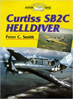 Book Curtiss SB2C Helldiver (Crowood Aviation)