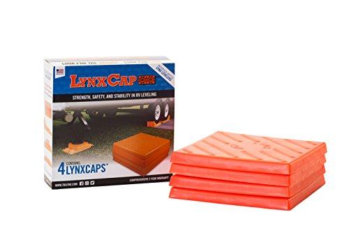 Tri-Lynx 00019 Lynx Cap - 4 Pack