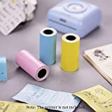 Thermal Paper Roll, Printable Color Sticker Paper