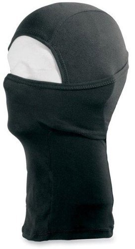 - Schampa Silk Balaclava Deluxe , Distinct Name: Black, Size: OSFA, Gender: Mens/Unisex, Primary Color: Black BLCLVO28 by Schampa