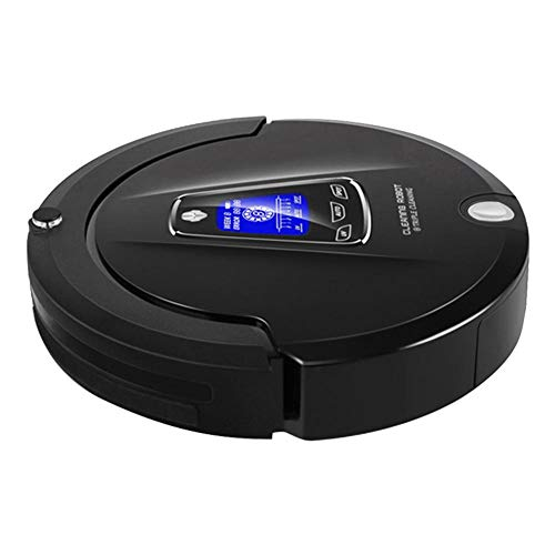 Diamondo LCD Wireless Remote Control Automatic Robot Vacuum Cleaner (US) ()