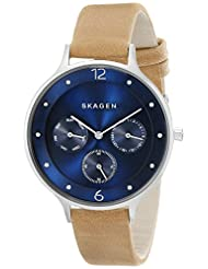 Skagen Women's SKW2310 Anita Analog Display Analog Quartz Brown Watch