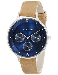 Skagen Women's SKW2310 Anita Analog Display Analog Quartz Brown Watch