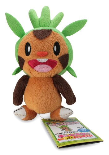 Pokemon My Collection X and Y Starter Plush Doll - 5