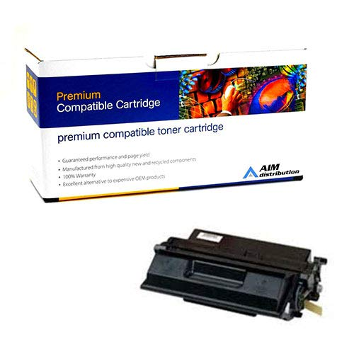 AIM Compatible Replacement for Innovera IVR83141 Toner Cartridge (15000 Page Yield) - Compatible to IBM 38L1410 - Generic ()