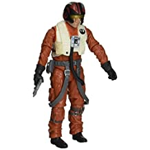 Star Wars, 2015 The Black Series, Poe Dameron [X-Wing] Exclusive Action Figure, 3.75 Inches