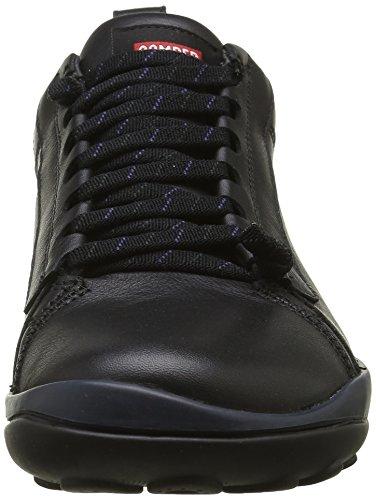 Camper Peu Pista, Zapatillas para Hombre Negro (Black 001)