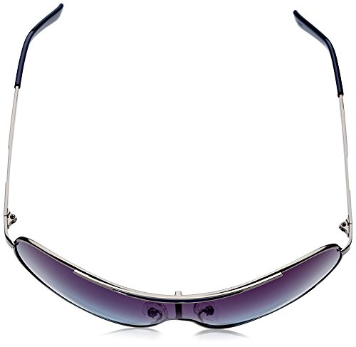de Gafas Sol para Guess Gun Hombre Metal Guf110 Plateado SUqxwx7B1