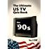 The Ultimate US TV Quiz Book: The '90s (Ultimate Quiz Books Book 2)