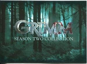 Grimm Season 2: Complete 72 Card Base Set - Breygent (Trading Cards)