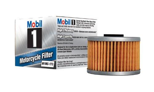 Mobil 1 M1MC-173 Cartridge Motorcycle Oil Filter