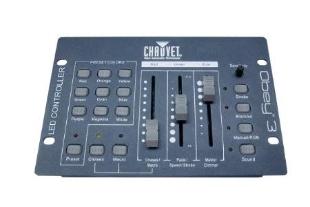 Turntable Software Controller (DMX Controller With Headphones)