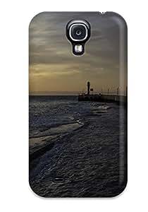 Margaret Dayton's Shop New Style 7835654K69554450 TashaEliseSawyer Snap On Hard Case Cover Pier Protector For Galaxy S4