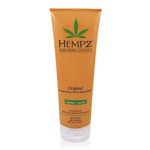 Hempz Original Invigorating Herbal Body Wash, 8.5 Ounce