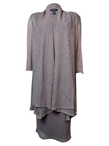 Dress Browns amp;M Shimmer Women's R Richards Jacket w7XfnqxU6