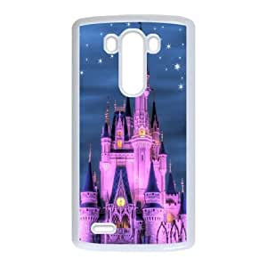 Cinderella LG G3 Cell Phone Case White gift W9603871