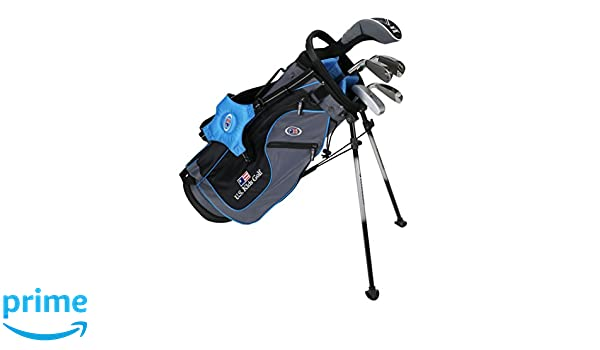 US kids Golf UL 48 Set Bolsa de Palos, Unisex niños ...