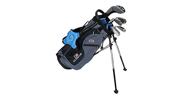 EE. UU. Kids 2017 Golf Ultra Light, 5 Club Stand Golf Set ...