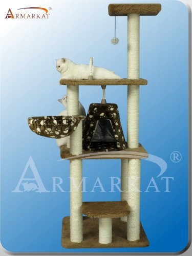 Classic Cat Tree A6403 by Armarkat, My Pet Supplies