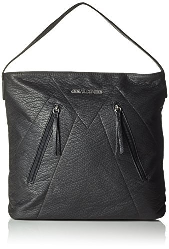 Volcom Pinky 'Tote Tote Handtasche Pinky Black Swear Bag Womens Ladies Swear r0RSr