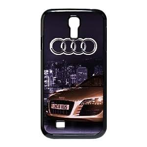Samsung Galaxy S4 I9500 Cell Phone Case Black Audi_005