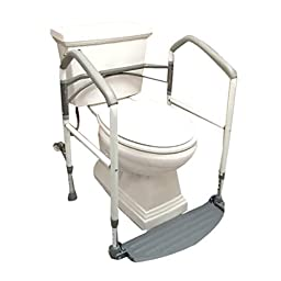 Buckingham Foldeasy Toilet Safety Frame