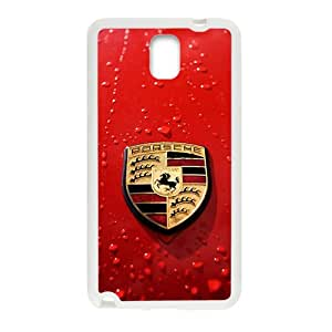 LINGH Porsche sign fashion cell phone case for Samsung Galaxy Note3