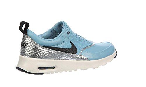 Mujer Azul Piel para de Claro Zapatillas Azul Nike YWwgBn6qIS