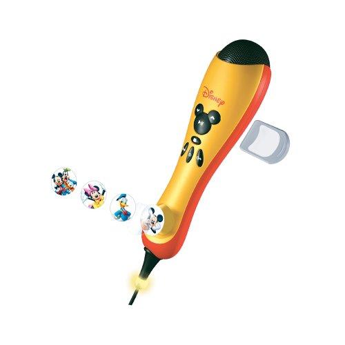Disney DKS7000-C Frog Classic Handheld Karaoke Player wit...