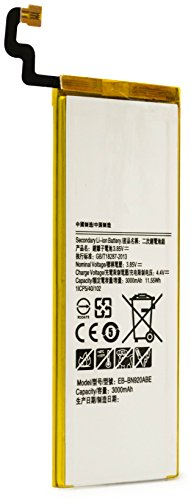 Replacement EB-BN920ABE Battery For Samsung Galaxy Note 5 N920V N920A 3000mAh