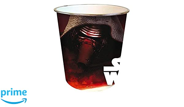 Market house Bol Palomitas Pop Corn 2.8 l. polypropileno (plastico) Star Wars Palomitero: Amazon.es: Hogar