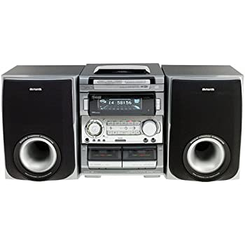 Aiwa NSX A909 Compact Stereo System Discontinued By Manufacturer
