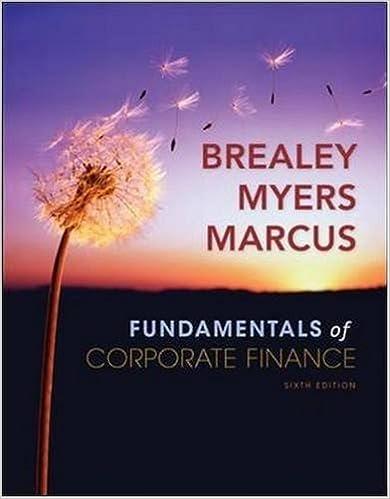 fundamentals of corporate finance standard poor s educational